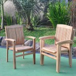 Wave Stacking Arm Chair
