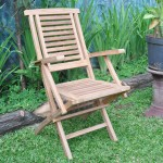Hanton Folding Armchair