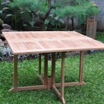 Butterfly Table Rectangular