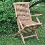 Standard Folding Armchair