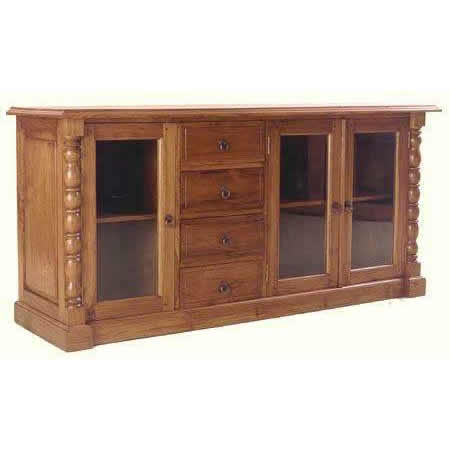 Bubut buffet - Most expensive furniture wood ...