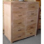 10 Drawers Cabinet