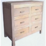 6 Drawers Cabinet