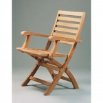 Alexandra Folding Armchair