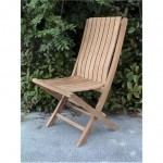 Wave Folding Chair
