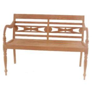 Batavia 3 Seat Bench