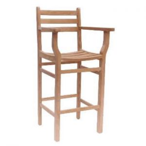 Pagah Bar Chair With Arms