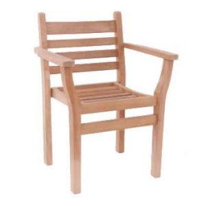 Pagah Arm Chair