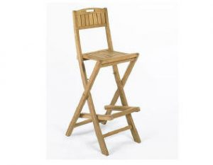 Folding Bar Chair