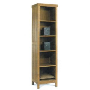 Book Case 5 Shelves Small