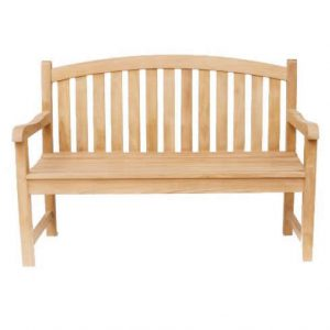 Oval 2 Seat Bench