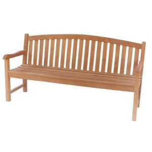 Oval 3 Seat Bench