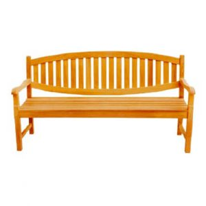 Double Oval 3 Seat Bench