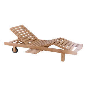 Sun Lounger (Leg Lift)