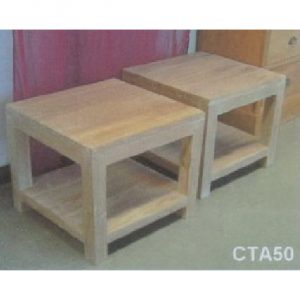 Small Coffee Table Double Top