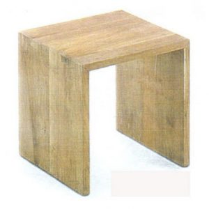 Open Side Table Small
