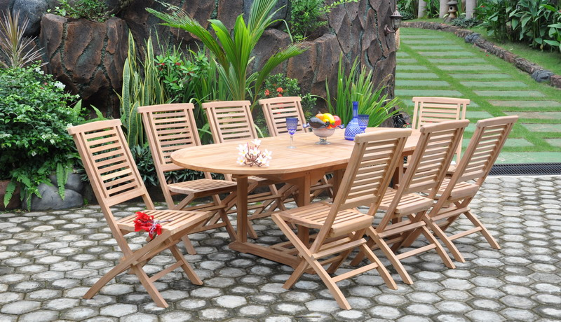 Bar Height Glass Table, Teak Outdoor Dining Sets Tables Chairs And Benches Indonesia Teak Garden Furniture Outdoor Indoor Furniture Manufacturer
